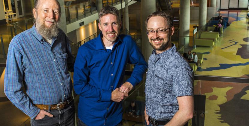 DeepMind Alberta scientists