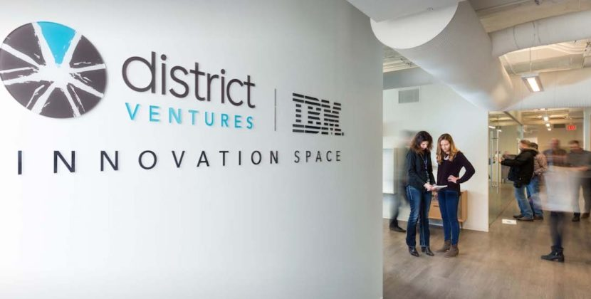 District Ventures IBM Innovation Space