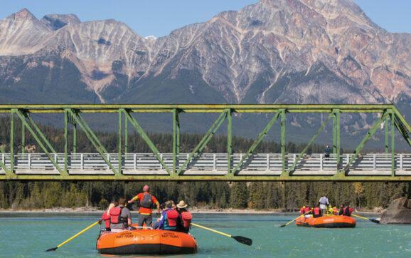 Jasper: A Mountain Escape with Diverse Attractions