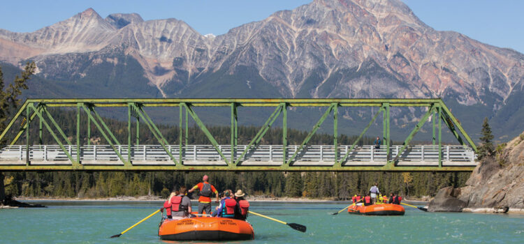Jasper: A Mountain Escape with Diverse Attractions