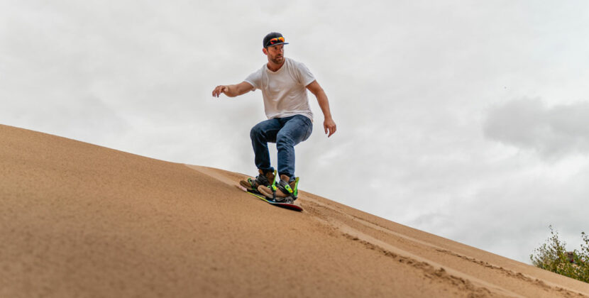 Thinking Outside the (Sand)Box