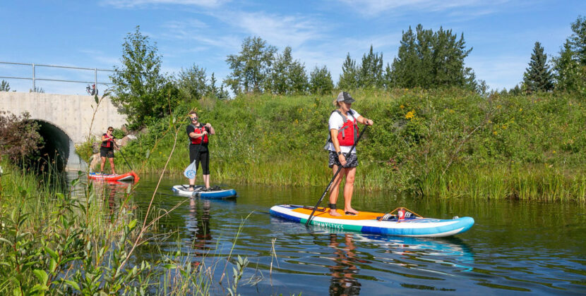 Red Deer: Scenic Adventures and Local Ingredients a Recipe for Success